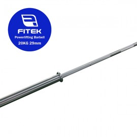 In-Stock Powerlifting Barbell Hard Chrome -1500lbs