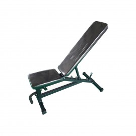 Adjustable Heavy Duty Weightlifting Bench