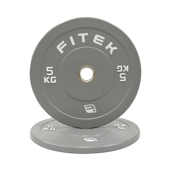 70KG Virgin Rubber Colour Bumper Plates V3 Package