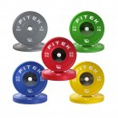Women's Barbell and Competition Plates Package