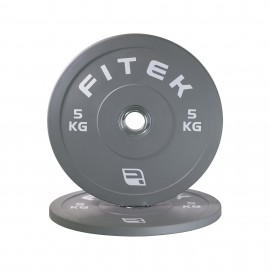5KG Pair Virgin Rubber Competition Plates V2