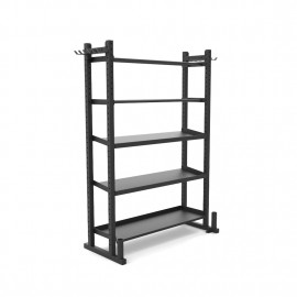 Modular Storage Rack 5-Tier