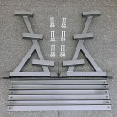 3 Tier Dumbbell Rack-140cm