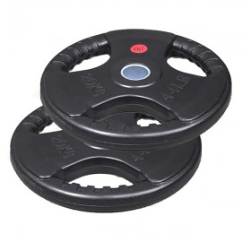20kg Pair Standard Olympic Weight Plates
