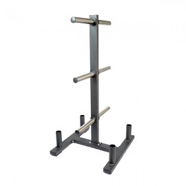 Plates Tree with 4 Bar Holder